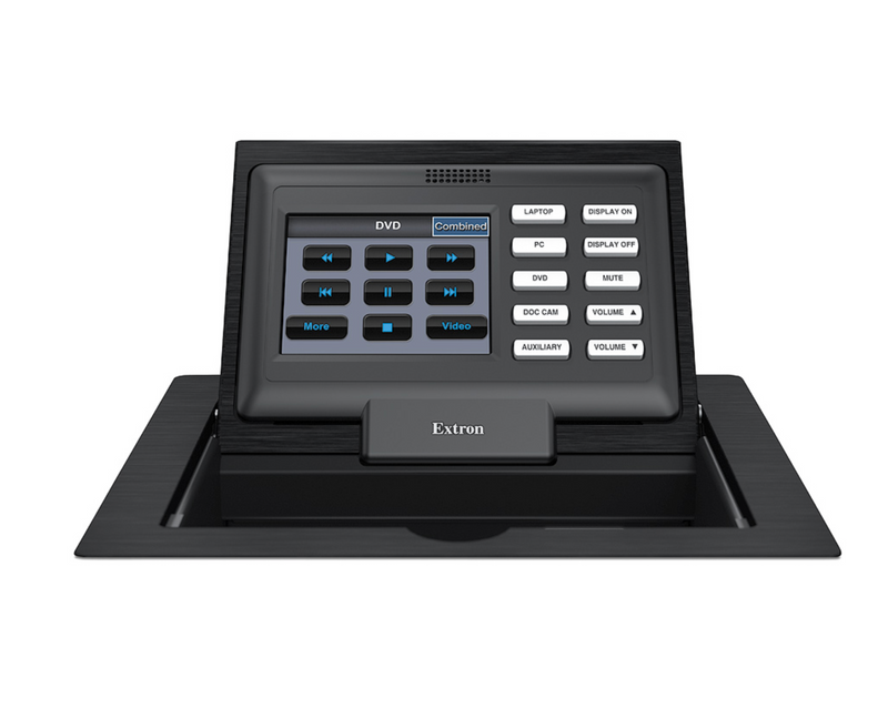 extron cable cubby