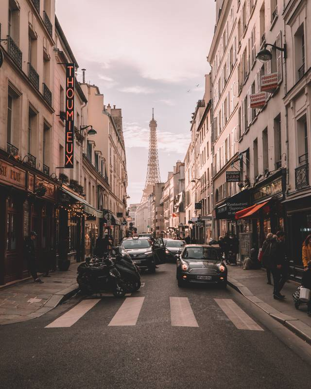 Paris, France by Andy McCune (@andy)