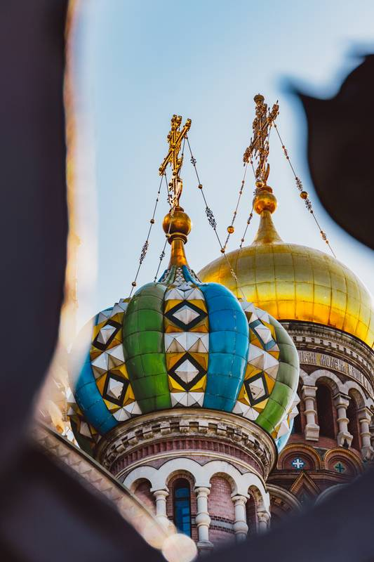 Church of the Savior on Spilled Blood, St Petersberg